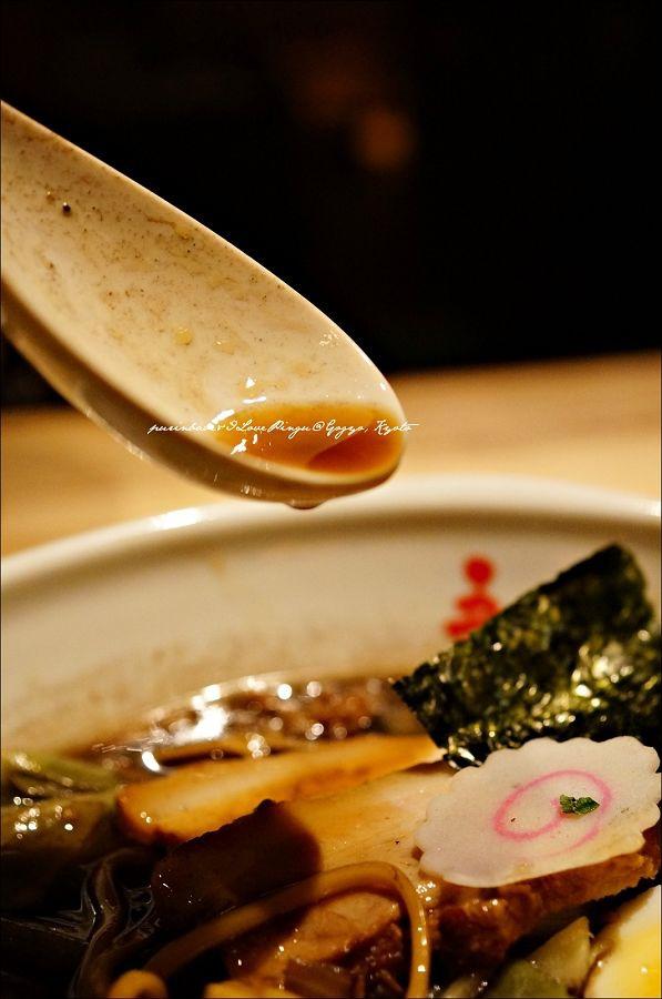 25焦香醬油麵
