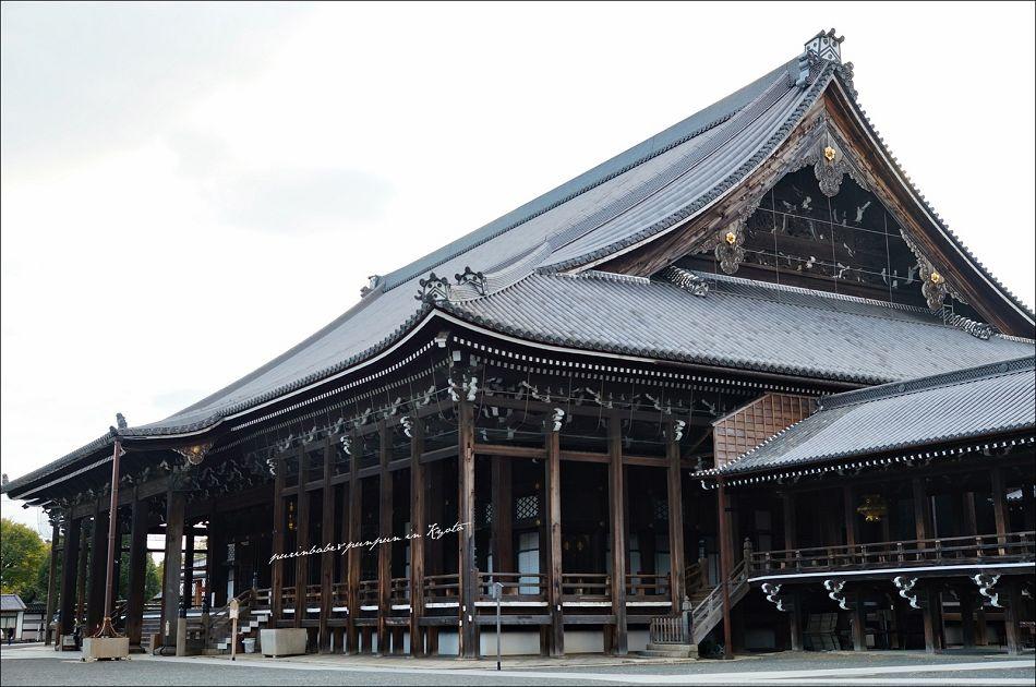 5西本願寺內