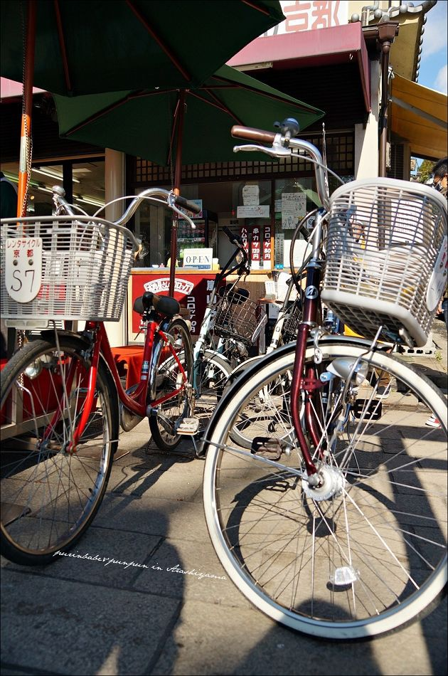 14我們的腳踏車