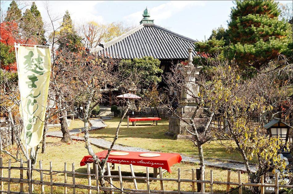 21清涼寺一隅2