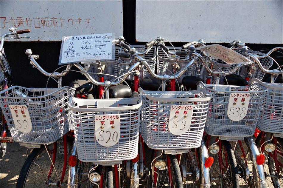 12嵐山租腳踏車2