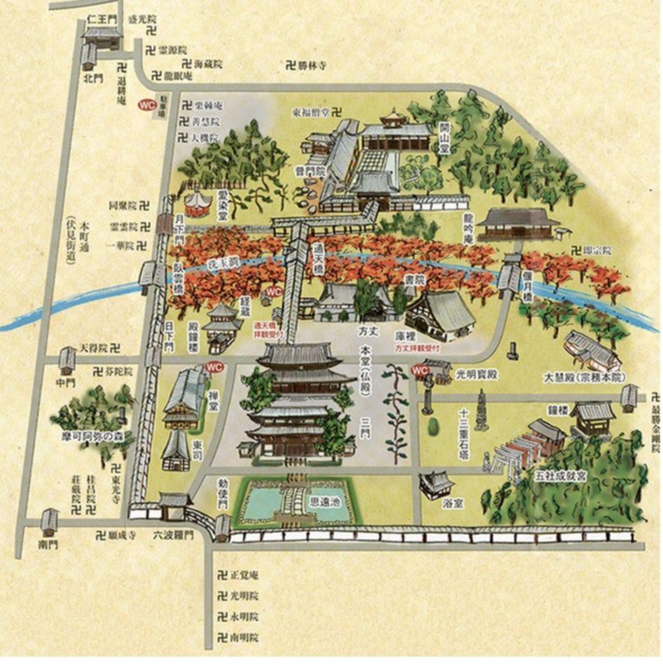36東福寺