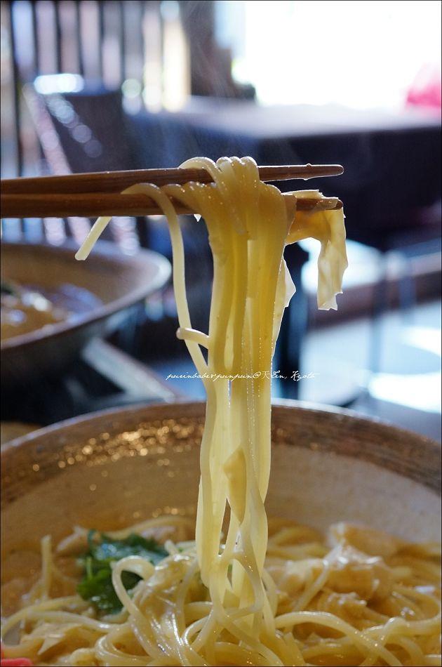 33京風白味噌豆乳義大利麵2