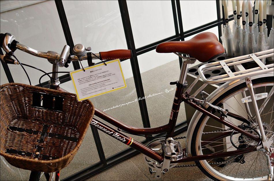 4租自行車