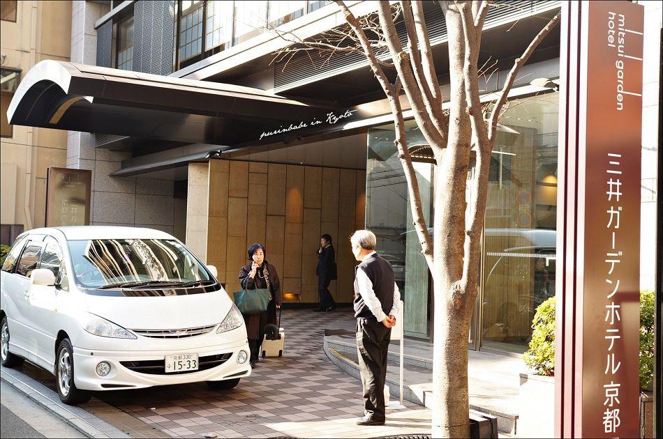 10三井花園飯店京都四条1