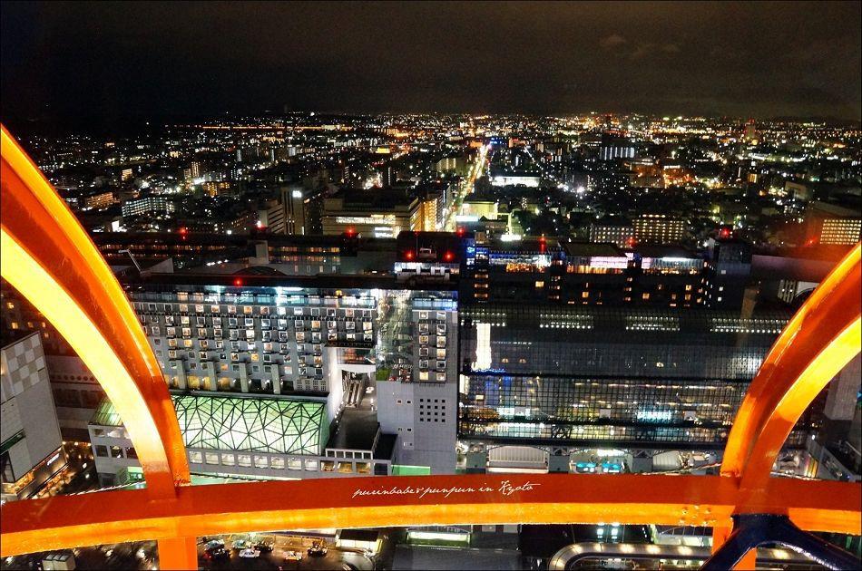 21京都塔夜景2