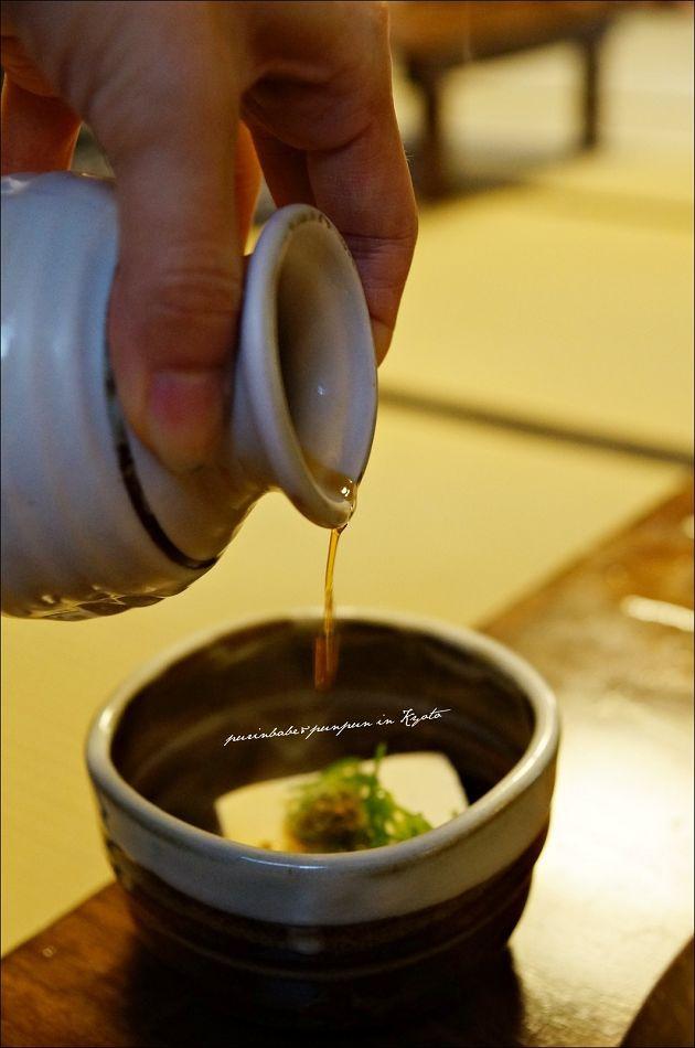 22湯豆腐吃法