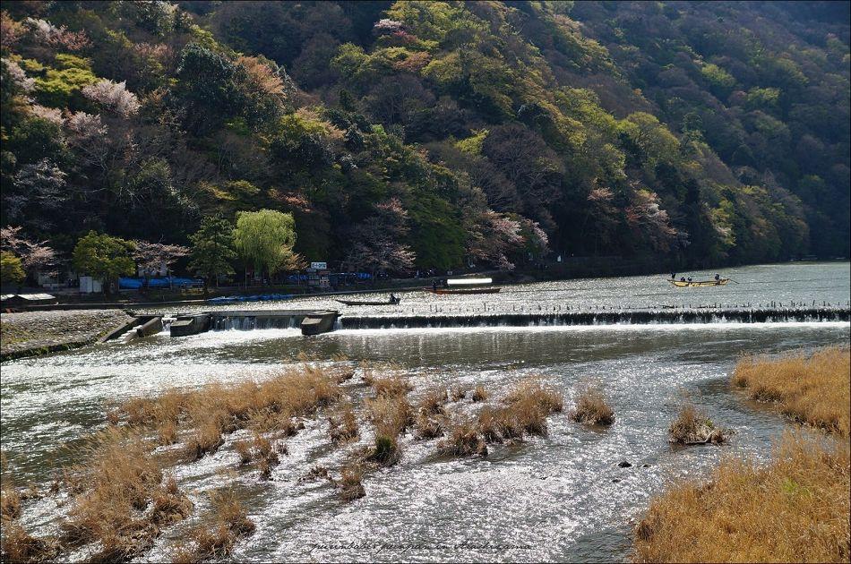 11渡月橋大堰川3