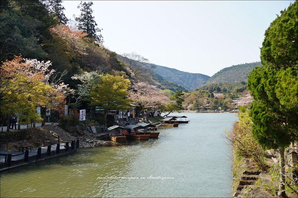 10渡月橋大堰川2
