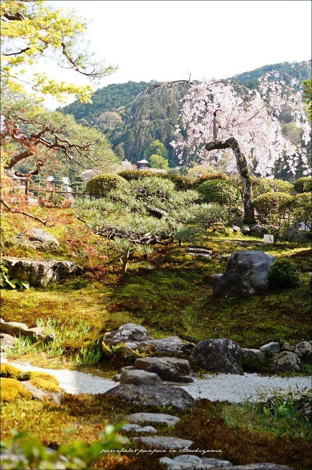 30嵐山蕎麥麵景致2