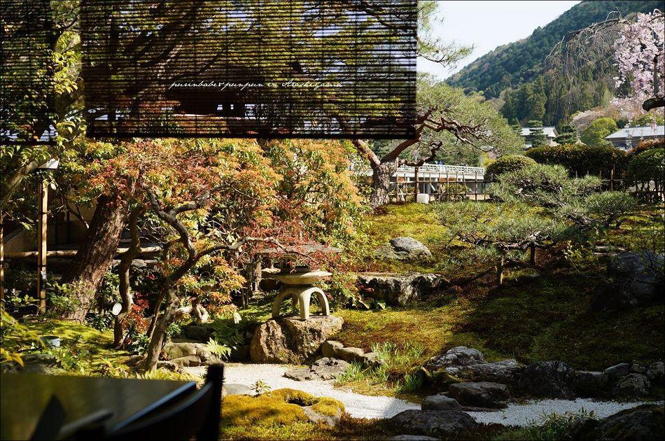 29嵐山蕎麥麵景致1