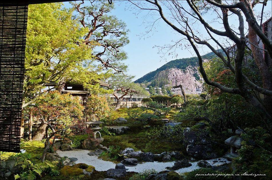 32嵐山蕎麥麵景致4
