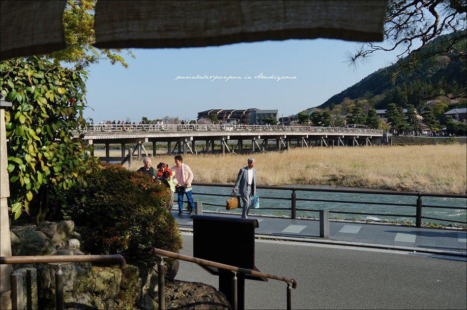 51望向渡月橋