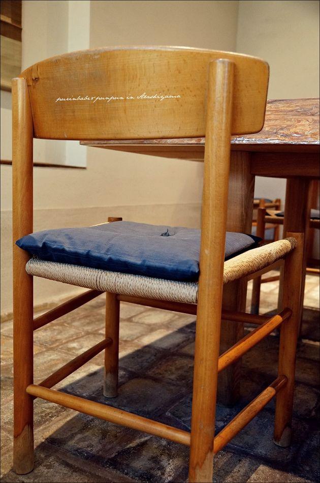 8 Borge Mogensen椅