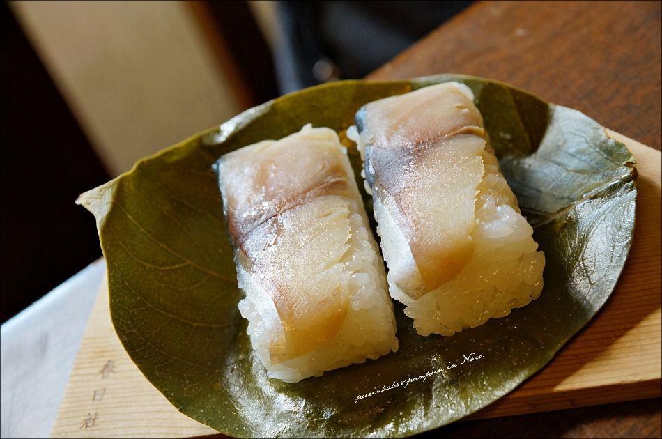 26柿葉壽司