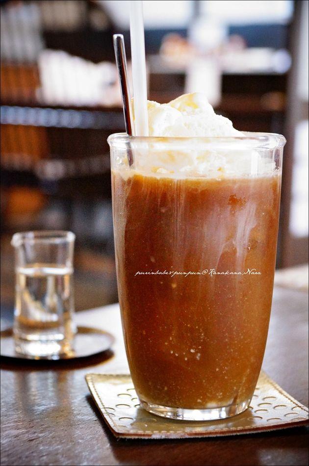 26漂浮冰咖啡