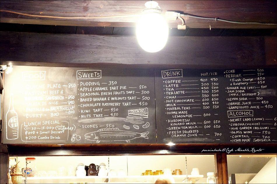18菜單小黑板