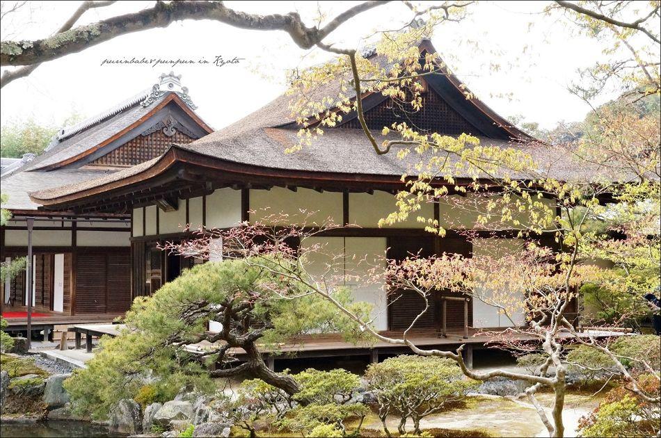 16銀閣寺一隅3