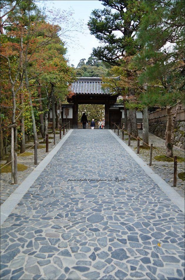 1銀閣寺入口