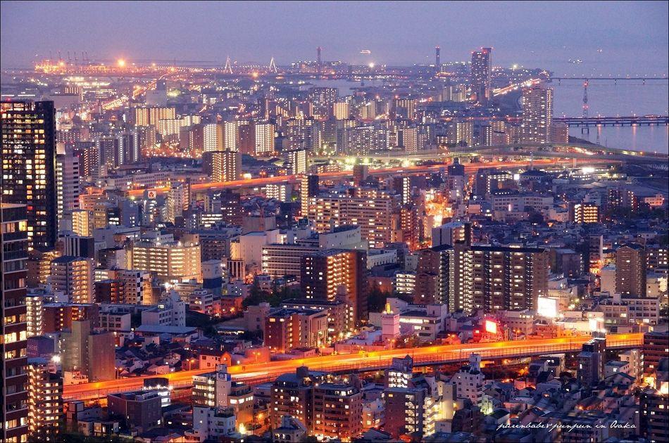 24俯瞰大阪1