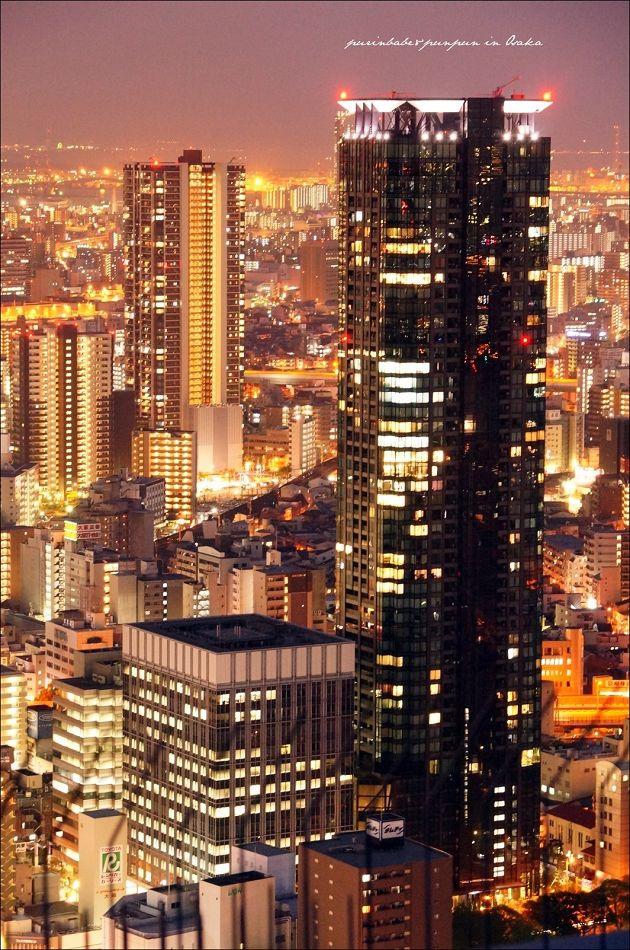 28大阪夜景1