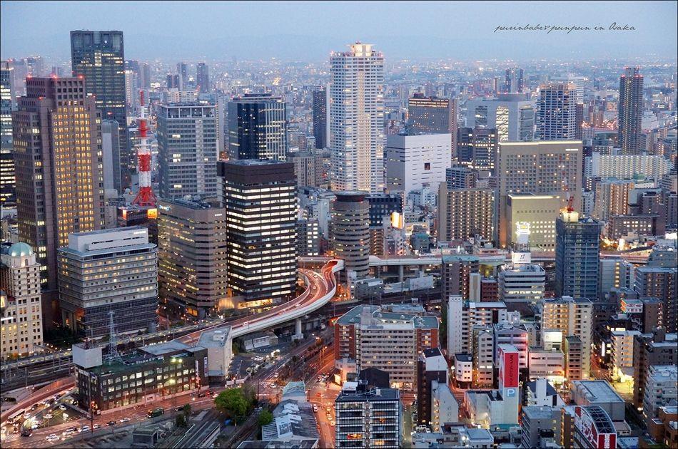 25俯瞰大阪2