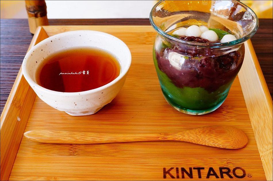 14紅豆白玉抹茶凍內用