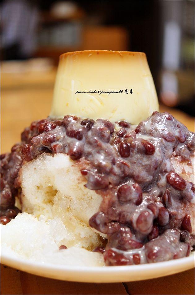 14布丁紅豆牛奶冰1