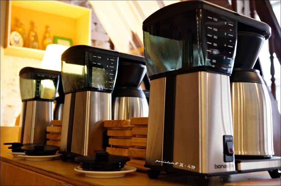 28三台咖啡機