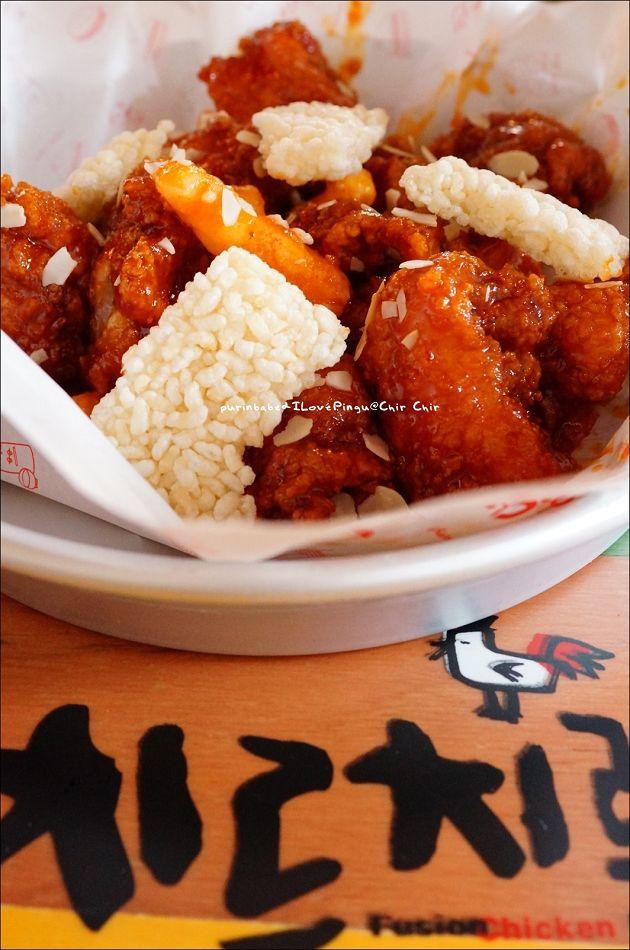 31辣醬調味炸雞1