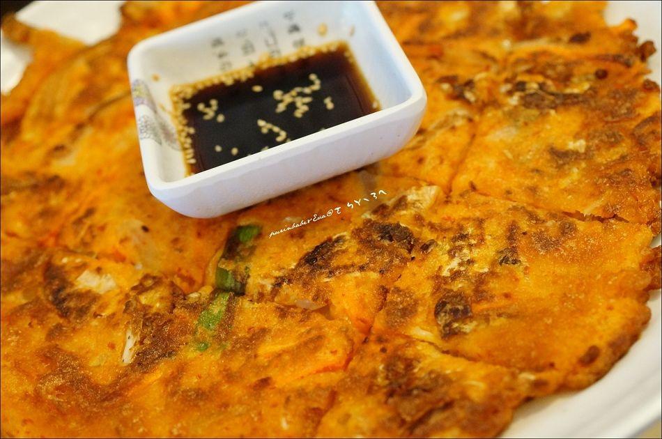 18海鮮泡菜煎餅
