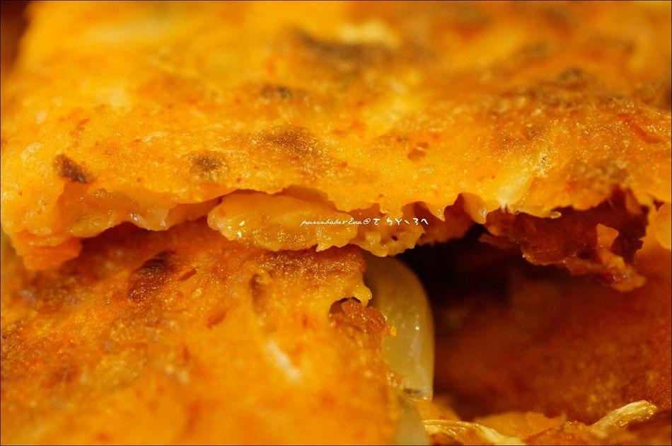 19海鮮泡菜煎餅斷面