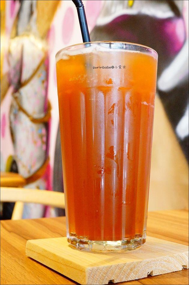 28水蜜桃冰茶