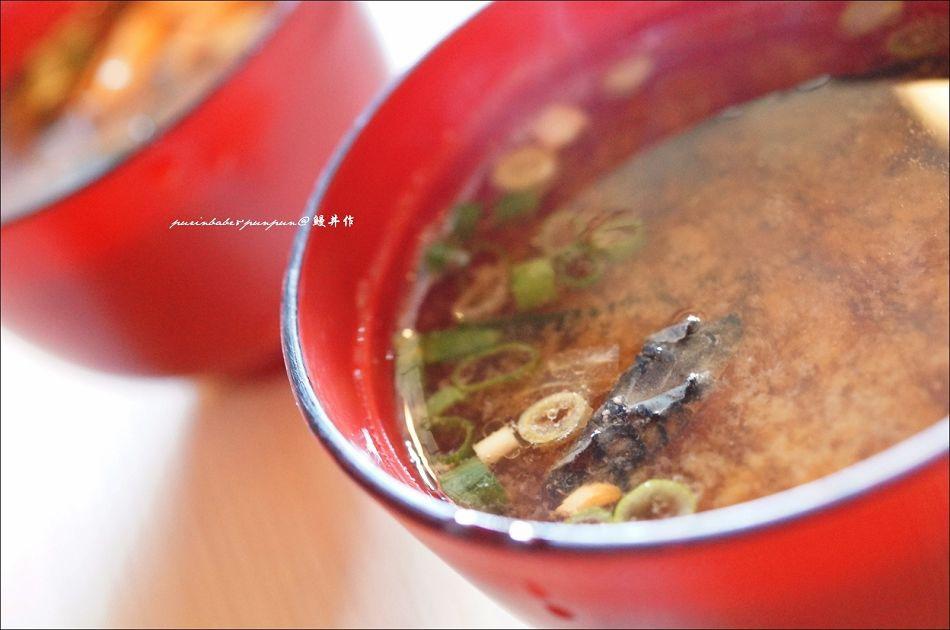 16味噌湯