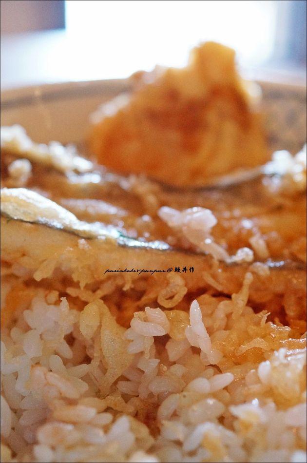 21明蝦天丼淋醬