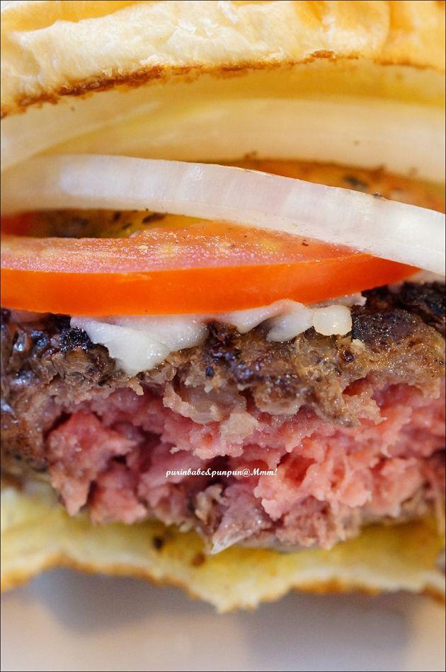 27大牛肉漢堡斷面1