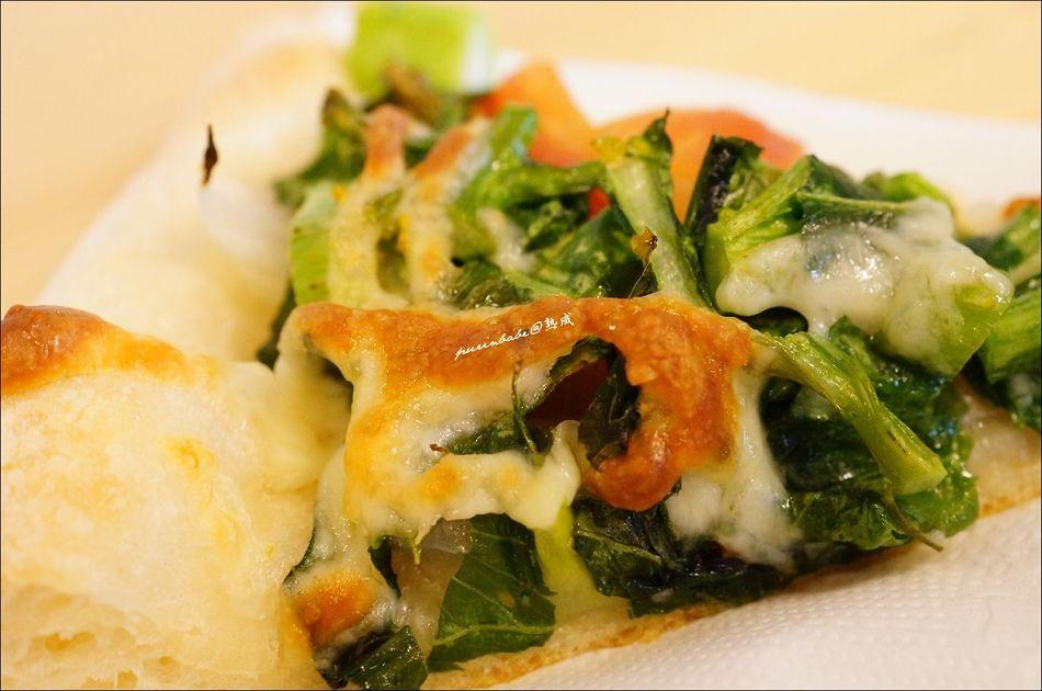 15油菜花披薩