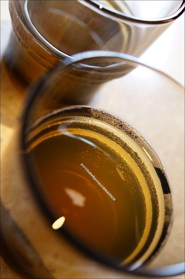 21玄米茶