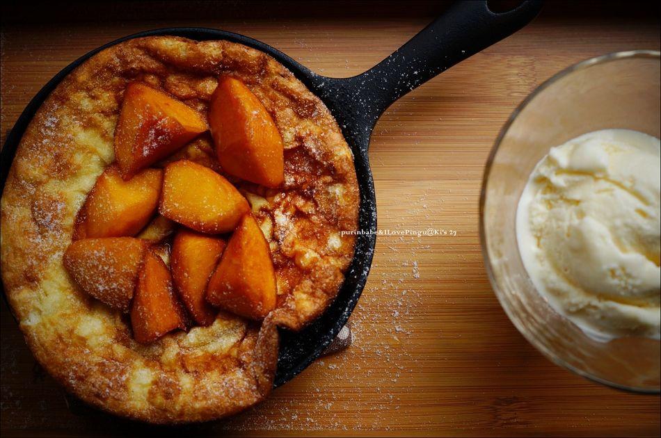 26焦糖蘋果荷蘭熱鍋鬆餅2