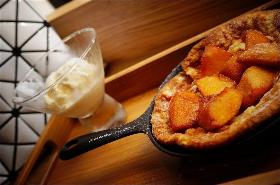 25焦糖蘋果荷蘭熱鍋鬆餅1