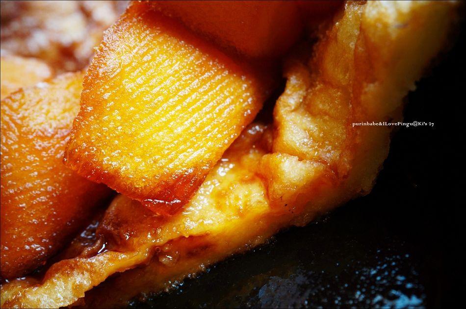 27焦糖蘋果荷蘭熱鍋鬆餅3