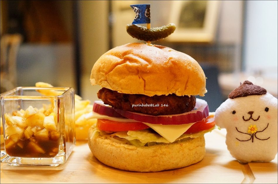 36Lab漢堡尺寸