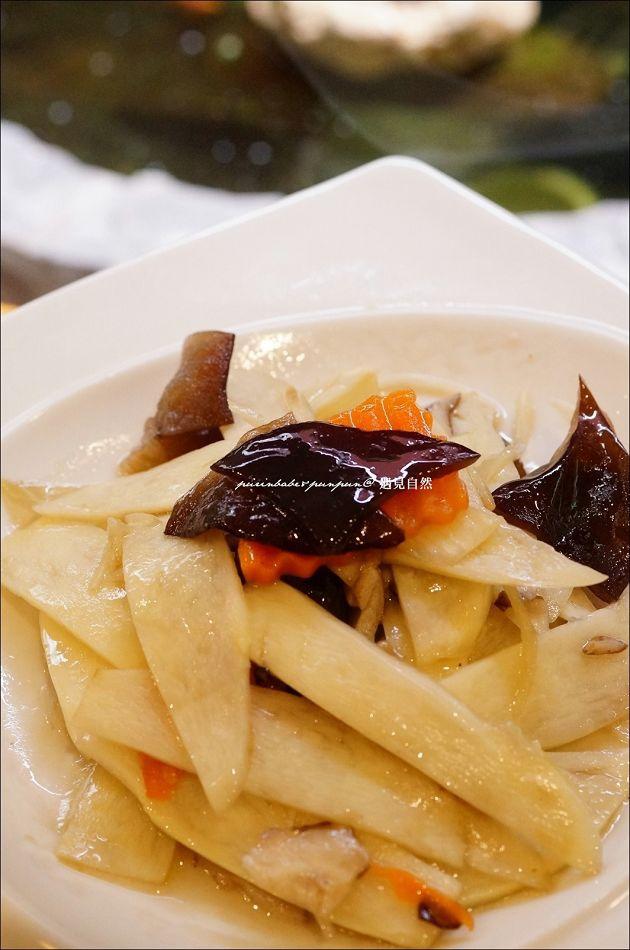 35炒茭白筍