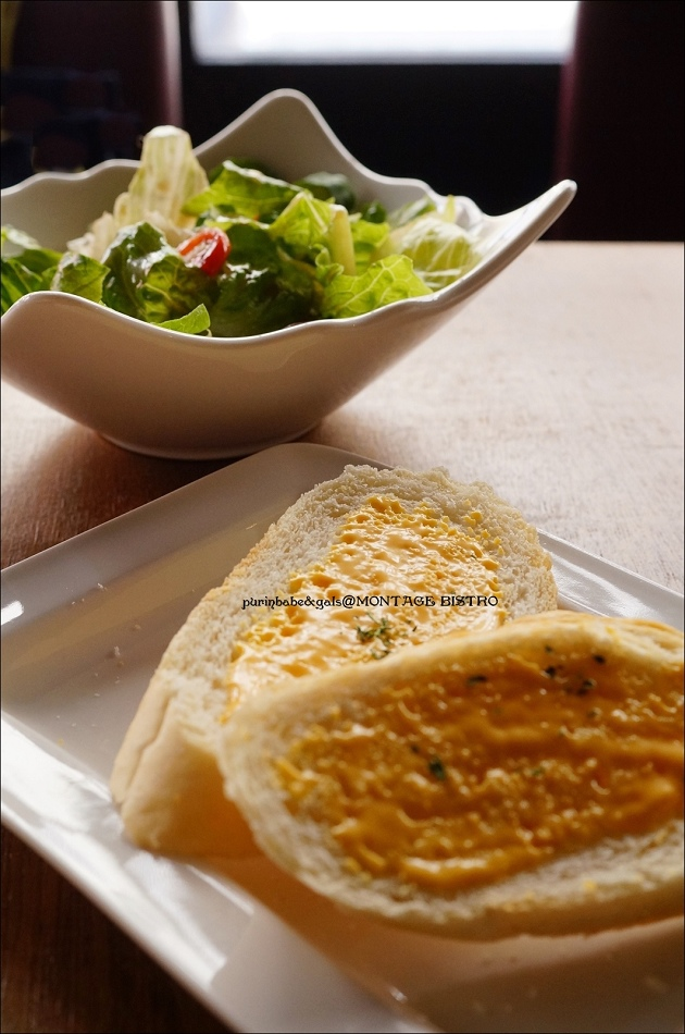 21沙拉與麵包