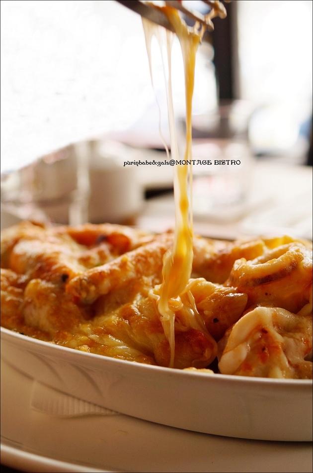 27海鮮百匯磨菇蕃茄醬筆尖麵焗烤2