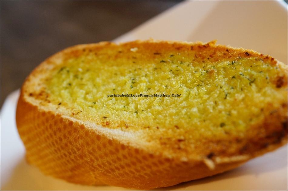 21大蒜麵包