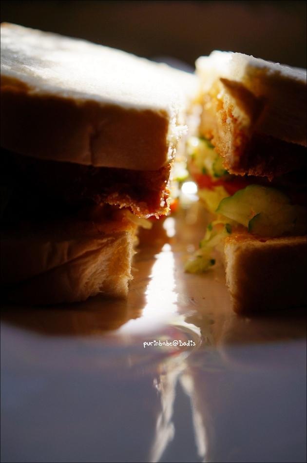 22花生醬豬排三明治1