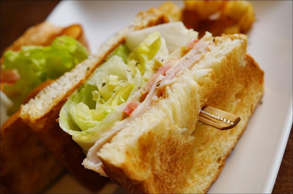 31蜂蜜雞肉丹麥三明治2