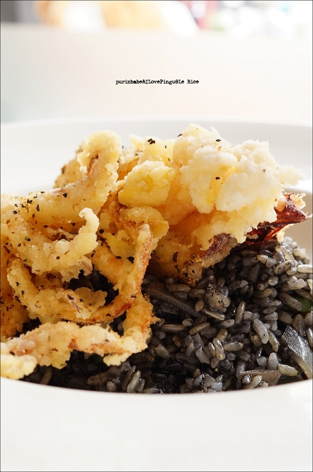 23黑漆漆辣味墨魚海鮮燉飯