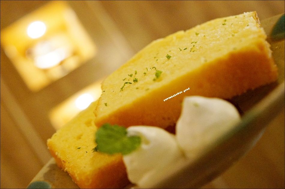 25黃檸檬磅蛋糕2